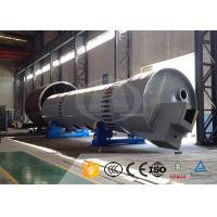 Buy cheap Yz4030 Gypsum Rotary Kiln Plant Continuous Dry Process Calcination Kiln from wholesalers