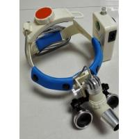 Wholesale LED headlamp urgical KS-H2M + 3.0x magnification +aluminum box , E.N.T ,LED 5 w head lamp,medical Surgery room,veterinan from china suppliers