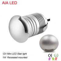 D50xH45mm 3W outdoor IP67 LED underground light for garden or stairs used/LED inground light Manufactures