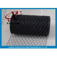 Buy cheap Galvanized Hexagonal Wire Mesh PVC Coated Rabbit Wire Mesh Fence For Farm from wholesalers