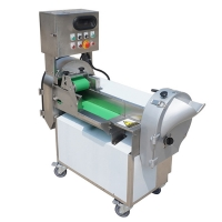 Buy cheap Adjustable Fruit Dicing Machine Onion Ginger Tomato Vegetable Cutting Machines from wholesalers