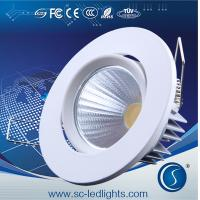 Buy cheap Dongguan White pop led ceiling light with CE Rohs product
