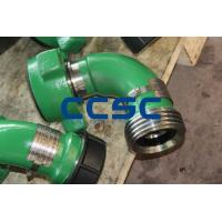 Buy cheap Long Radius Elbow,Working pressure:2000-15000psi,End Connection:Weco Hammer Union,Flange,Thread. from wholesalers