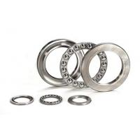 Buy cheap Low operating friction single direction thrust ball bearings 54204U support axial load from wholesalers