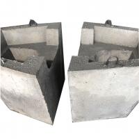 Buy cheap Tundish Stabilizer Precast Concrete Foundation Blocks , Precast Retaining Wall Blocks from wholesalers