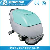 Buy cheap CE approved walk behind floor scrubbing machines from wholesalers