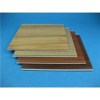 Laminate Pattern DIY Natural PVC Wall Panels For Interior Home Decoration Manufactures