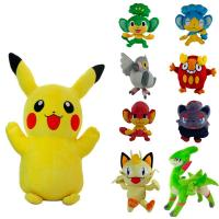 20cm Fashion Pokemon Stuffed Plush Toys Disney Stuffed Dolls For Promotion Gifts Manufactures