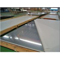 Buy cheap 400 Series Cold Rolled Stainless Steel Sheet Good Corrosion Resistance from wholesalers