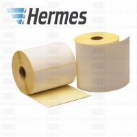 Buy cheap Zebra Hermes shipping labels compatible, 102mm x 210mm, core 25mm from wholesalers