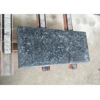 Buy cheap Indoor Natural Stone Tile Blue Pearl Granite Flooring Building Project Application from wholesalers