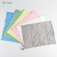 Buy cheap Eco Friendly Anti Static Towel , Clean Room Cloth Wipes Comfortable from wholesalers