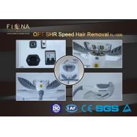 Buy cheap Professional Ipl OPT SHR Hair Removal Machine For Bikini Area 2500W Customized Color from wholesalers