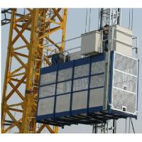 Buy cheap Adjustable Speed Construction Hoist Rental , 2 Ton Hoisting Equipment In Construction from wholesalers