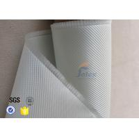 Buy cheap 6oz 0.2mm Twill Weave E Glass Surfboard Boat Fiber Glass Cloth Fireproof from wholesalers