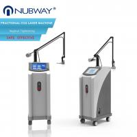 Buy cheap Best price medical CE approval vagina tightening co2 fractional acne treatment laser beauty equipment from wholesalers