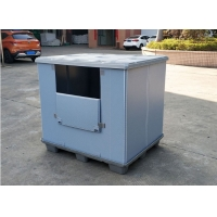 Buy cheap 1150*985*1100mm Foldable Plastic Honeycomb Boxes from wholesalers