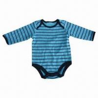 Buy cheap Baby Romper, Made of 100% Cotton Interlock from wholesalers