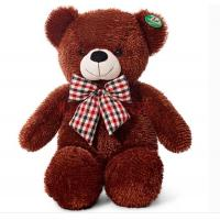 60 cm / 80 cm Height Teddy Bears Animal Plush Toys With Knitted Sweater Manufactures