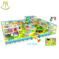 Buy cheap Hansel commercial kids indoor jungle gym custom indoor soft playground high density foam block from wholesalers