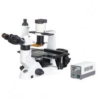 Buy cheap IB100F Laboratory Inverted Tissue Culture Fluorescence Microscopy/Inverse Fluorescence research & hospital  Microscope from wholesalers