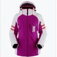 China New style OEM polyester slimming ski wear for women on sale