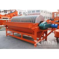 Buy cheap High Intensity CT Magnetic Drum Separator / Mineral Seperator from wholesalers