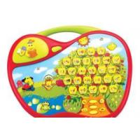Buy cheap 1349E Apple Alphabet Learning Game, Language Developmental Educational Toy, Learning Toy, Children Toy, Preschool Toy from wholesalers