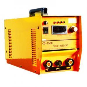 Portable Industrial Aluminum Stud Welder / Arc Stud Welding Machine CD-1500 Manufactures