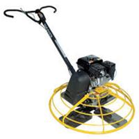 Buy cheap gasoline hand-push concrete power trowel from wholesalers