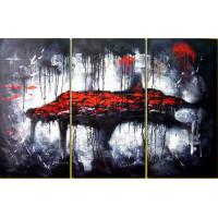 Buy cheap Oil Painting 100% Hand-painted BIG discount,home decorative abstract oil paintig on Canvas oil painting  wholesale from wholesalers