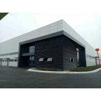 China Modern light steel structure workshop for industrial on sale