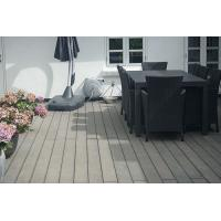 Wholesale Waterproof WPC Deck Flooring Eco - friendly With Natural Wood OEM / ODM from china suppliers