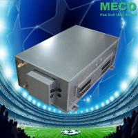 Buy cheap 120Pa ESP ducted type fan coil units with plenum box and filter from wholesalers