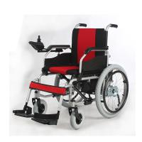 Disabled Portable Power Chair , Mobility Electric Wheelchairs For Kids / Adult Manufactures