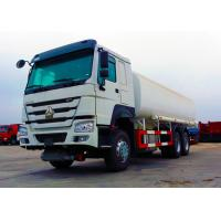 Wholesale Ten Wheels Petrol Tank Truck, 3 Axles 12.00R20 Tire Oil Delivery Truck from china suppliers