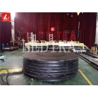 Buy cheap Artistic Rotating And Lifting Stage Q195 Steel Adjustable Stage Platform from wholesalers