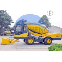 Wholesale Limited Site Self Concrete Mixer Machine , Mobile Ready Mix Concrete Truck from china suppliers