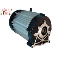 Buy cheap Square Wave Electric Vehicle Motor , 1.5KW 60V Brushless DC Motors from wholesalers