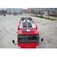 Wholesale Wireless Control ISUZU Chassis Rescue Fire Truck 4x2 Drive 95km/H from china suppliers