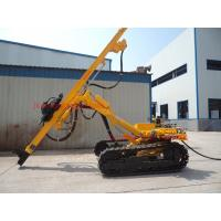 Buy cheap Crawler Pneumatic Top Hammer Drilling Rig,Drifting rock drill DRC300 from wholesalers