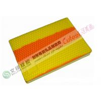 Quality Hexagonal Honeycombs Against Slip Softness Silicone Book Cover For Notebook for sale