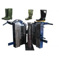 Buy cheap 800 Kg 1/2 color Plastic PVC Rain Boot Mould Shoe Sole Mold For Safety Boot Mold Maker from wholesalers