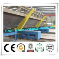 Buy cheap Professional Electric H Beam Welding Line 3000mm / Min Movement Speed from wholesalers
