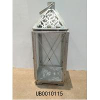 Buy cheap Festival Wedding decoration Iron lantern candle holder Home and Garden Decorative Lantern Candle Tea Light Holder from wholesalers