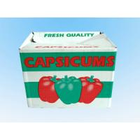 Wholesale Best Designed And Best Quality Corrugated Carton Box For Vegetable And Fruits from china suppliers