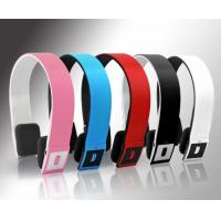 Buy cheap Bluetooth 2ch Stereo Audio Headset for iPad &IPHONE,IPOD, Tablet PC& Smart phone from wholesalers