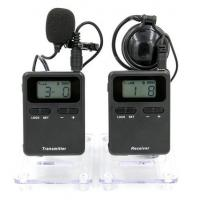 Wholesale Portable Audio Guide Wireless Horse Instruction System Black Color from china suppliers