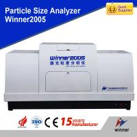 Buy cheap Particle size distribution winner2005A automatic laser particle size analyzer for mineral powders test from wholesalers
