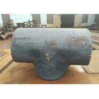 Buy cheap Carbon Steel Equal Tee For Chemical A420Wpl6  Tee A234Wpb Std Tee from wholesalers